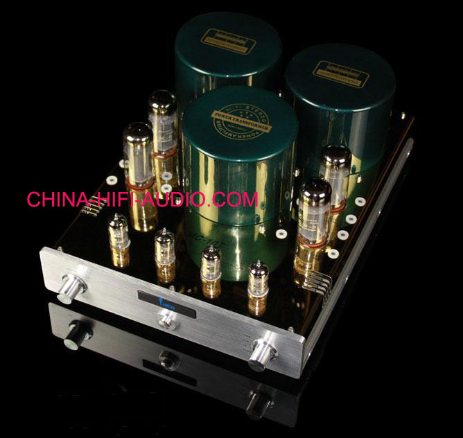 YAQIN MC-10T VACUUM TUBE EL34-B Integrated AMPLIFIER New