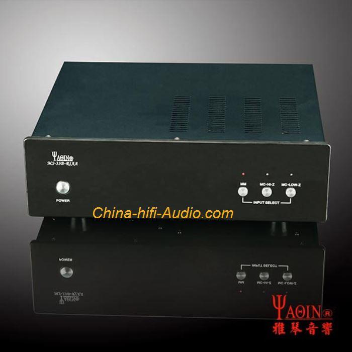 Yaqin Ms 33b Hifi Vacuum Tube Vinyl Phono Amplifier Preamp