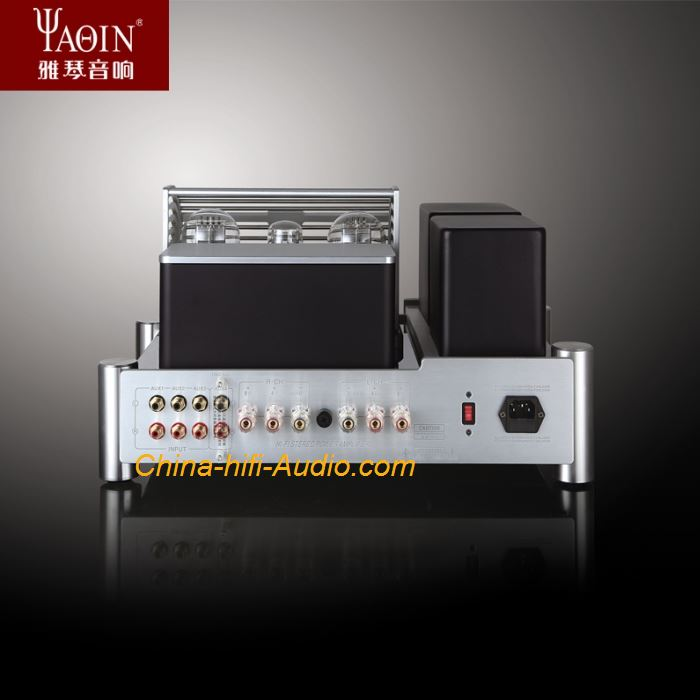 yaqin ms 500b integrated amp hifi tube 300b power amplifier with remote control china hifi. Black Bedroom Furniture Sets. Home Design Ideas