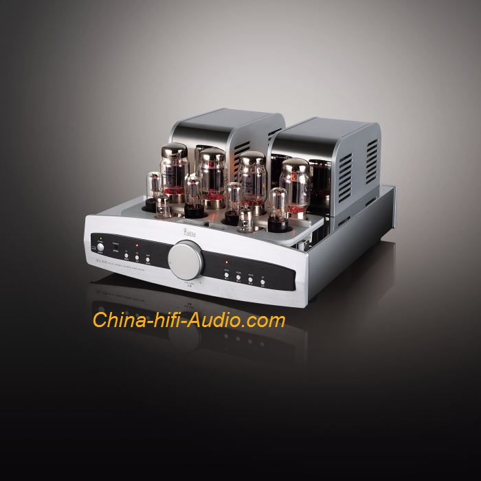 YAQIN MS-90B Audiophile Integrated Amplifier&Power amp Tube KT88 EH x4 Bluetooth