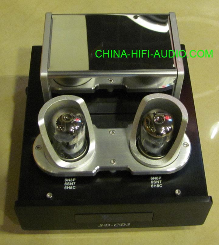 YAQIN SD-CD3 Upgrade Tube Buffer Processor For CD/VCD/DVD
