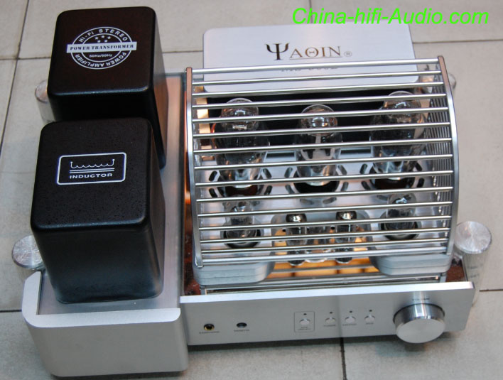 YaQin MS-300C 300B tube Class A single-end Integrated Amplifier with remote