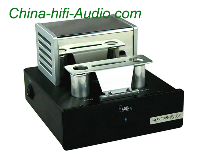 Yaqin MS-23B RIAA Tube Phono Stage turntable Moving Magnet MM