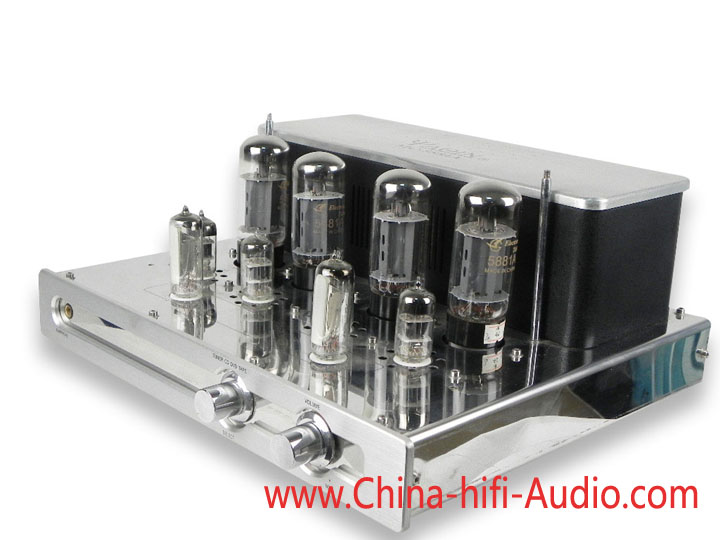 YAQIN MC-5881A Vacuum Tube HI-FI INTEGRATED AMPLIFIER