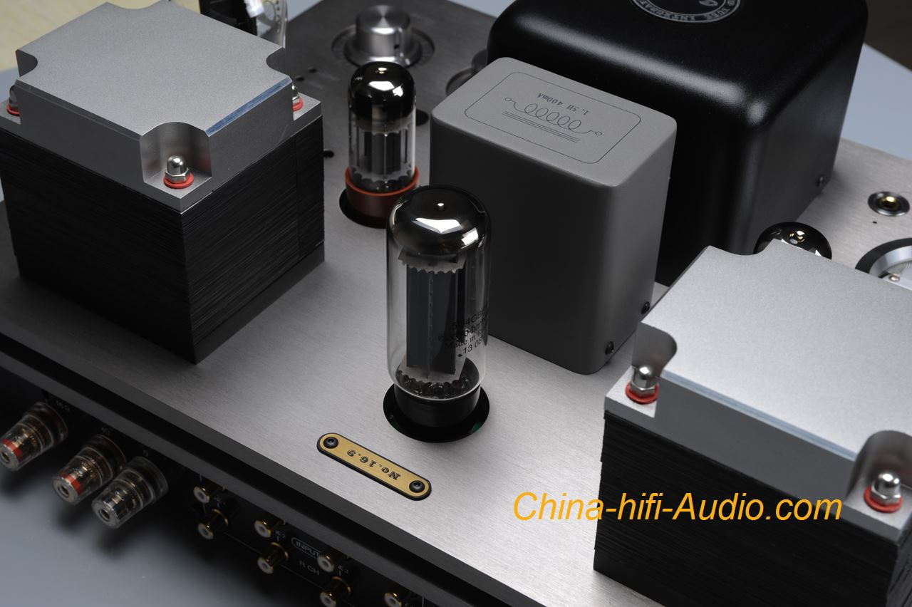 Classic No 16 9 2A3 tube integrated amplifier Class A single-ended+