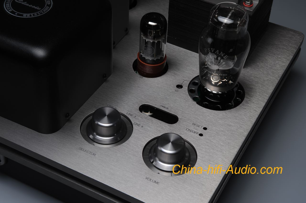 Classic No169 2a3 Tube Integrated Amplifier Class A Single Ended Meixing Mingdabewitchbada Amplifiers Cd Playerpower Amp Preamp Declaration